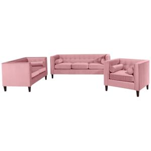 Max Winzer Sofa Jeronimo Samtvelours