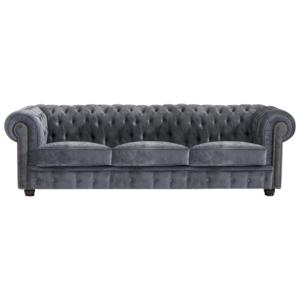 Max Winzer Sofa Norwin Samtvelours