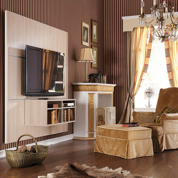 cinewall xl holz tv paneel fernsehwand 192 cm g nstig kaufen. Black Bedroom Furniture Sets. Home Design Ideas